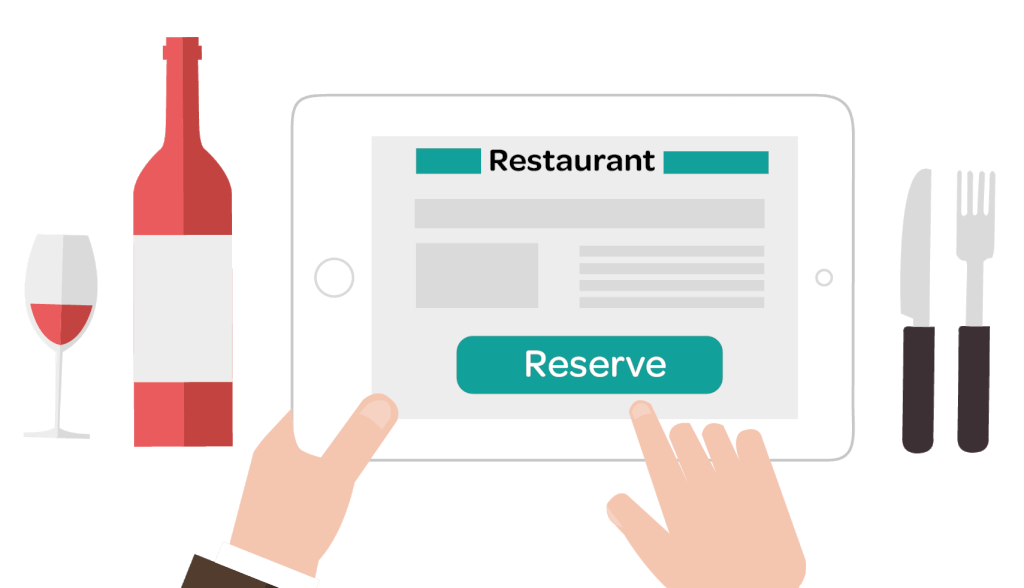 Online Reservations Resdiary For Restaurateurs