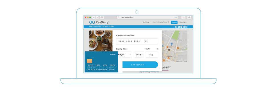 Restaurant ticketing