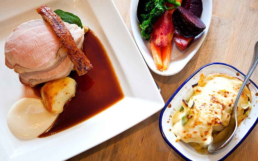 Sunday Roast in Bristol