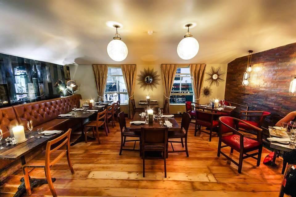 fine dining in Bristol
