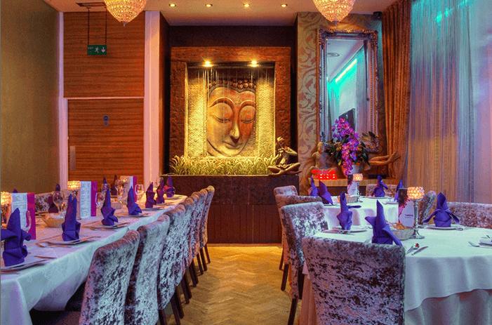 thai restaurants leeds