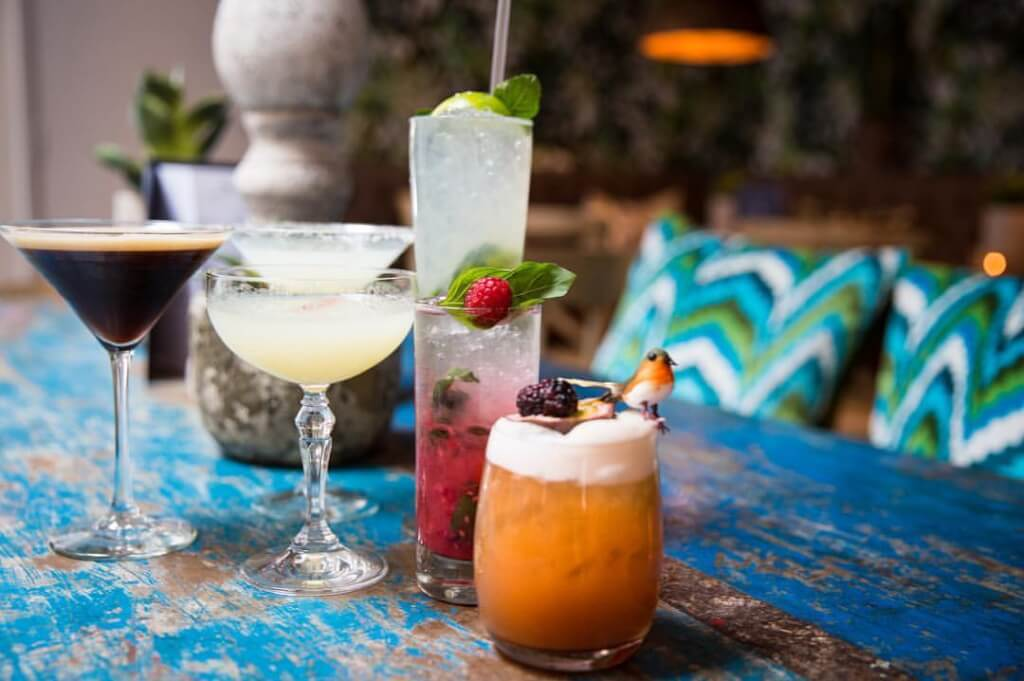best cocktails in london