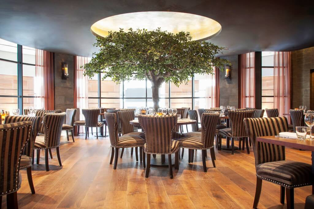 private dining in edinburgh