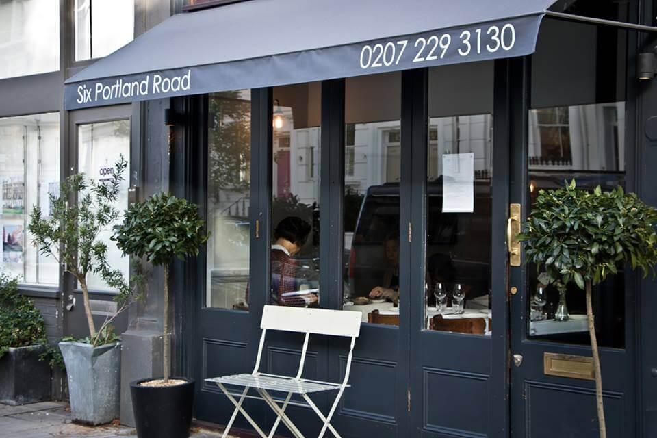 restaurants in kensington and chelsea