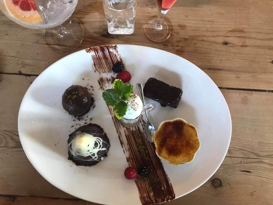 Fine dining in York