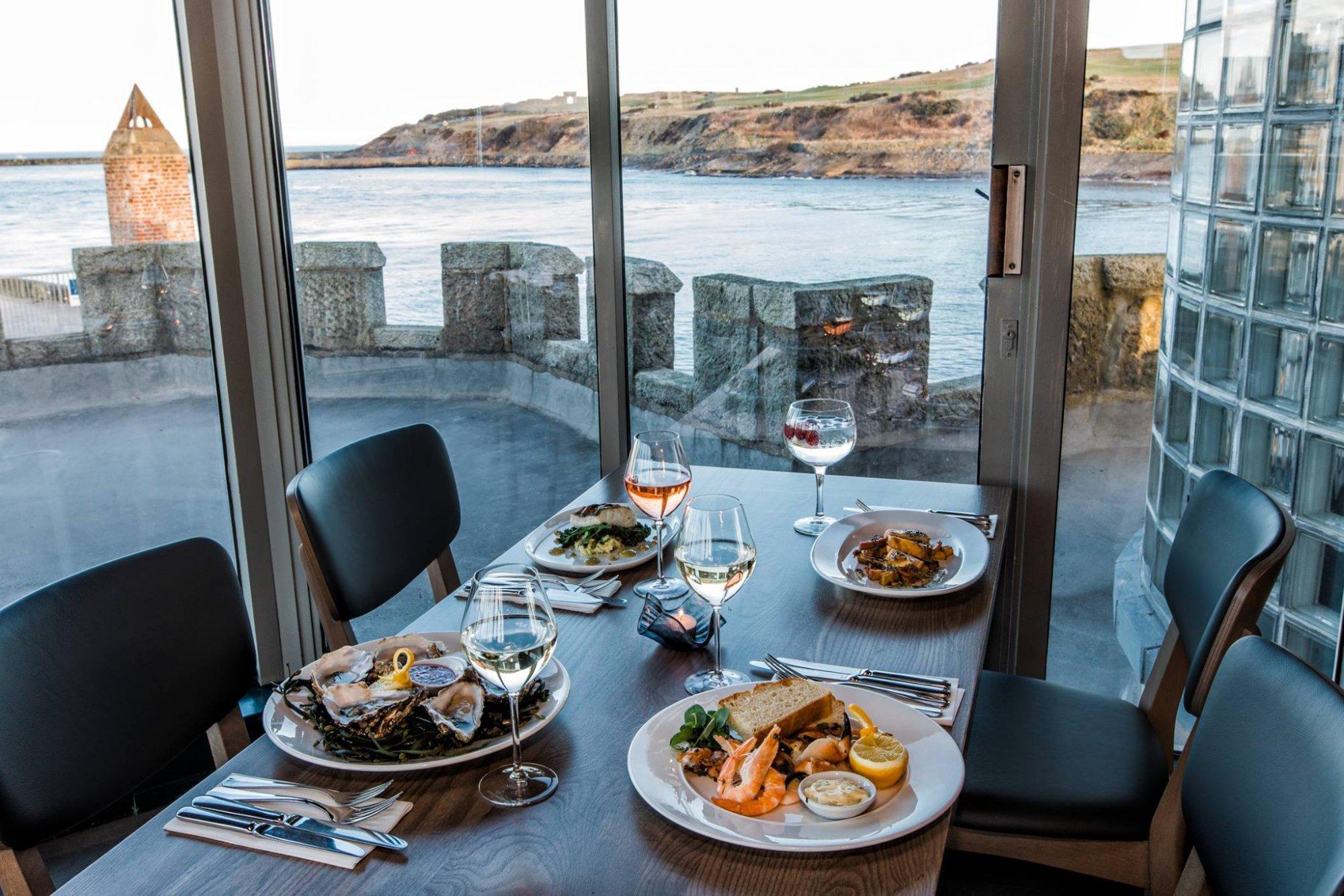 Romantic restaurants in Aberdeen